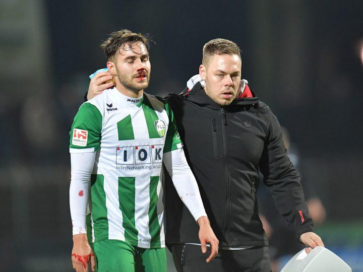 Toller Fight gegen die U21 des SC Paderborn – 1:1