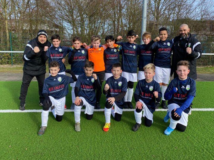 FCG-Jugend holt zwölf Punkte in vier Spielen