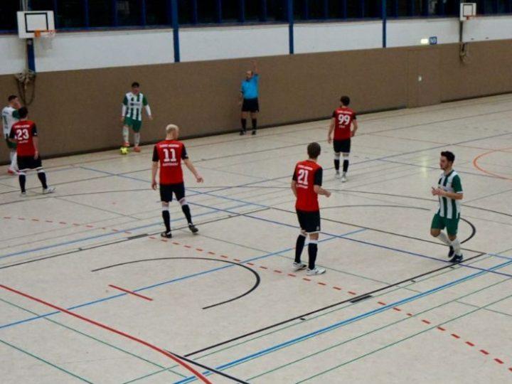 3:4 im Topspiel: FCG Futsal Cowboys mit toller Moral