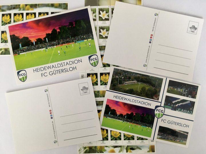 """Die ersten """"Heidewald Postkarten"""" sind erhältlich"""