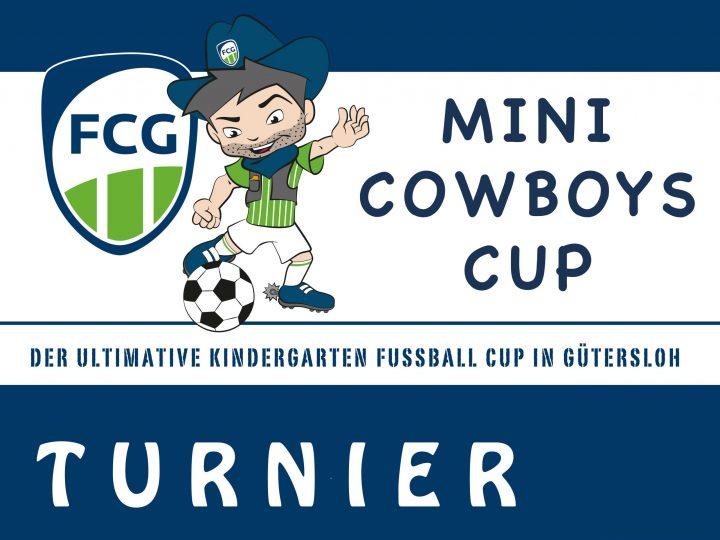 FCG-Jugend lädt Kindergärten zum Mini Cowboys Cup ein