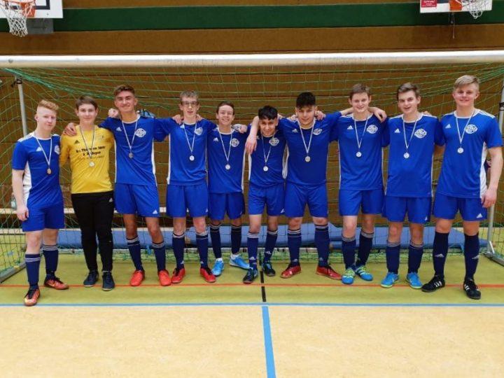 Tolles B-Junioren-Turnier mit einem SC Halle als Gewinner