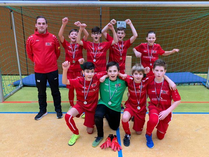 FCG-D2-Junioren verlieren Finale gegen SV Westfalia Soest nur knapp