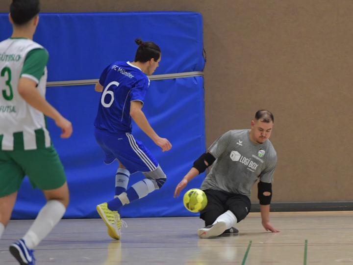 Die Testspiele der FC Gütersloh Futsal Cowboys in der Übersicht