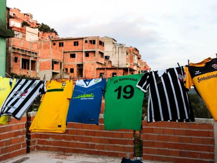 FCG-Trikots in Sao Paulo angekommen