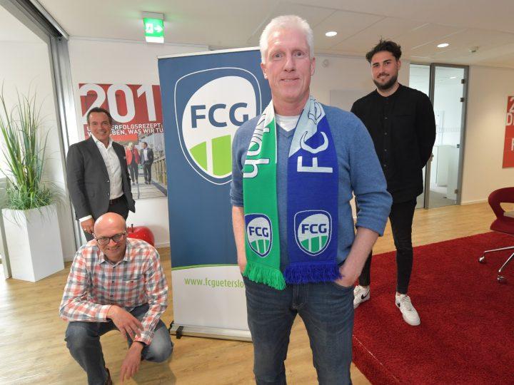 Rob Reekers wird Sportlicher Leiter beim FC Gütersloh