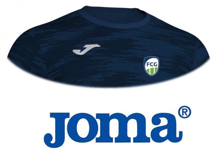 FC Gütersloh mit JOMA als neuem Ausrüster