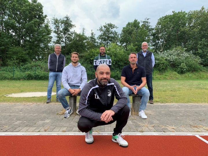 David Schwesig und Rafael Laschok leiten die FCG-Jugendabteilung