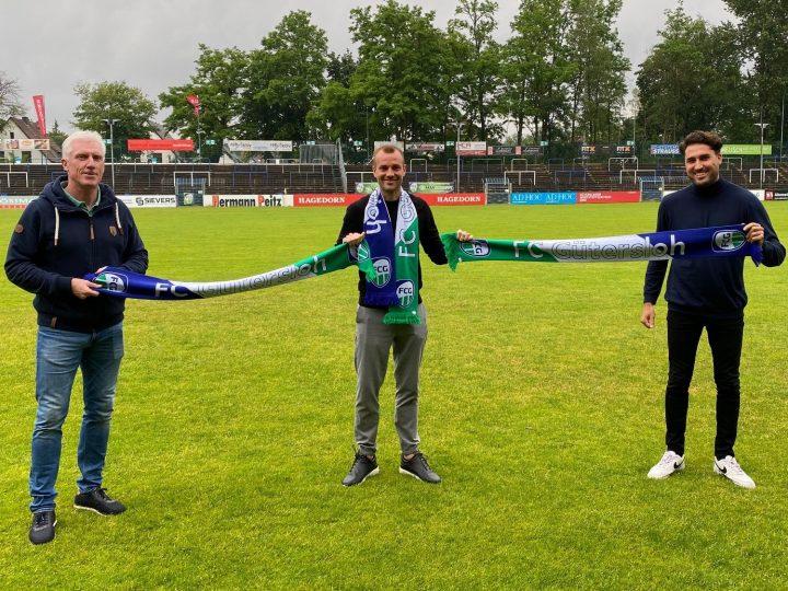 Der FC Gütersloh holt Jannik Schröder vom SC Verl