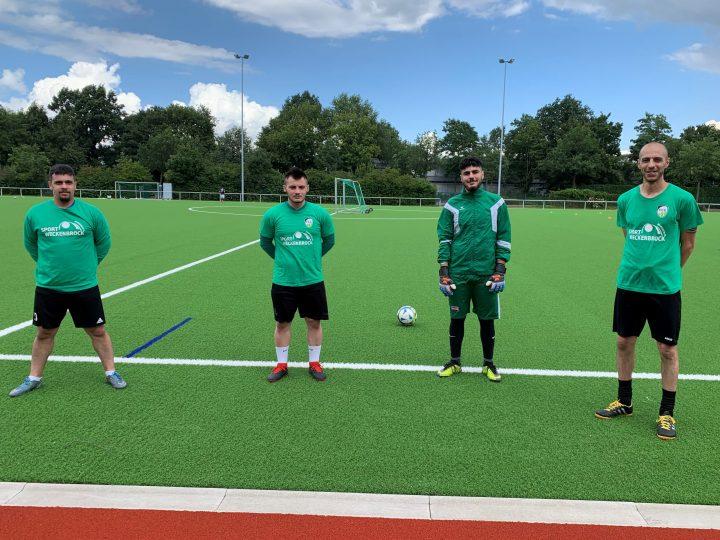 Großer Kader: Fünf Neuzugänge verstärken FC Gütersloh III