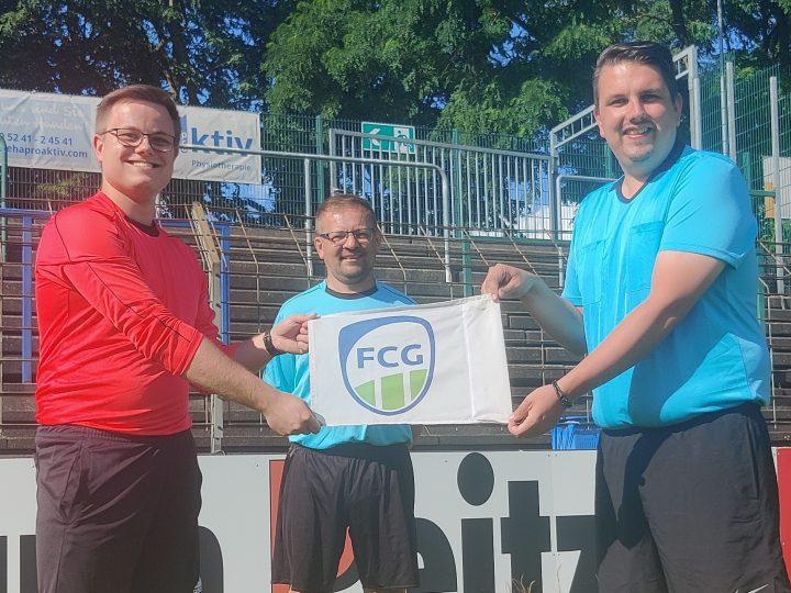 FCG-Schiedsrichterteam wächst weiter