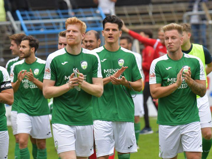 Lizenzunterlagen eingetroffen: FCG befasst sich mit Regionalliga-Antrag