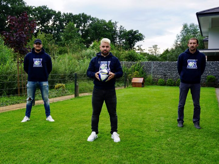 Berkay Yilmaz und Cem Kilic werden Team-Manager der FCG Futsal Cowboys