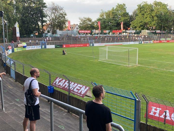 1.000 Zuschauer erlaubt: Kreis und Stadt Gütersloh genehmigen FCG-Konzept