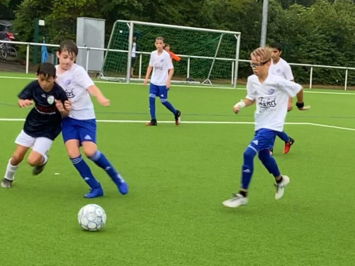 FCG-Jugendteams bringen sich mit Testspielen in Form