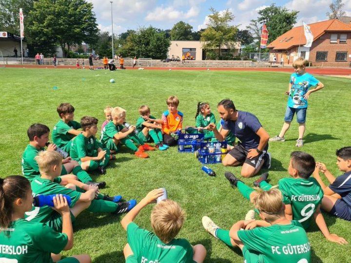 Testspielwochenende: FCG-Jugend holt vier Siege