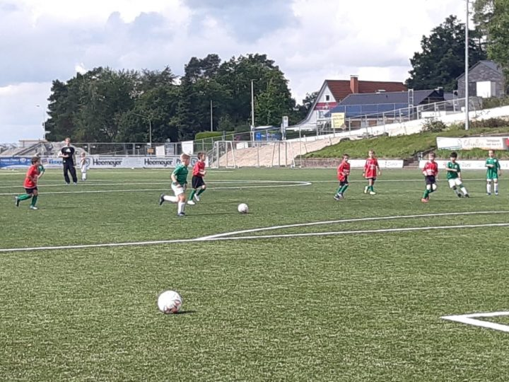 FCG-Jugendteams überzeugen in den letzten Teststpielen