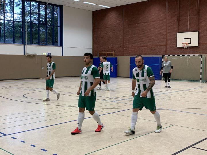 FCG Futsal Cowboys spielen kurzfristig beim UFC Münster