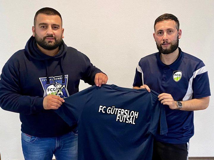 Hakan Erdem, die Kirsche auf der Sahnetorte für die FCG Futsal Cowboys