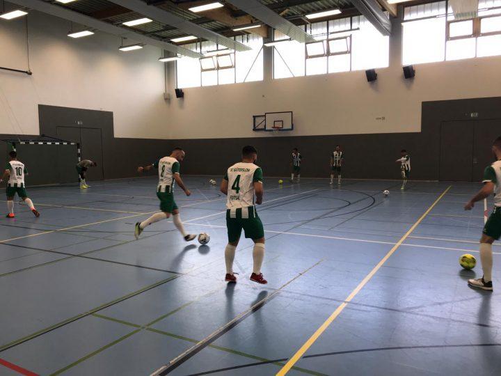 FC Gütersloh Futsal Cowboys siegen beim UFC Münster