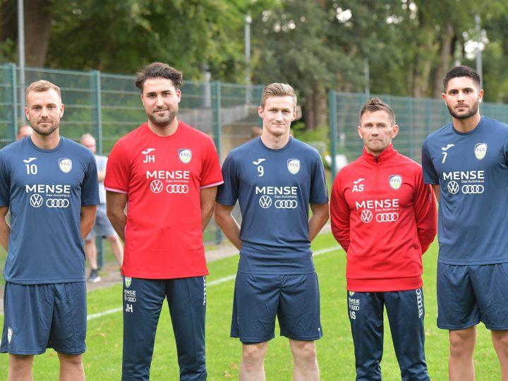 Der FC Gütersloh startet in die heiße Phase der Saisonvorbereitung