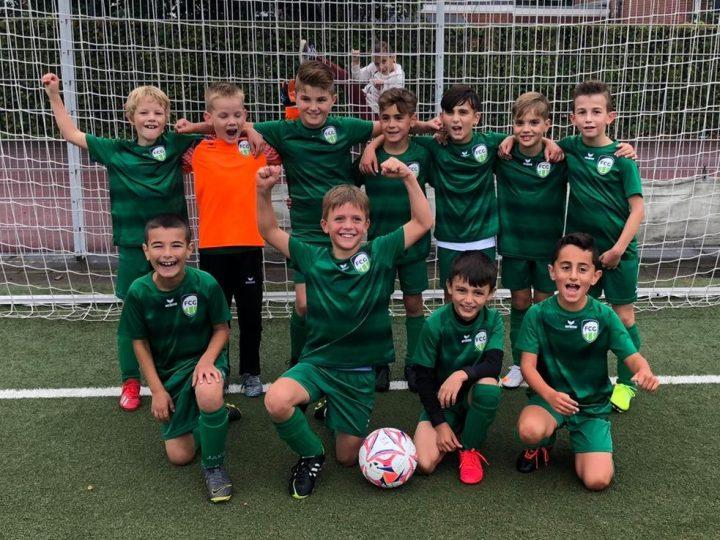 FCG-Jugendspiele: B1-Junioren starten mit einem 6:1 in die Quali