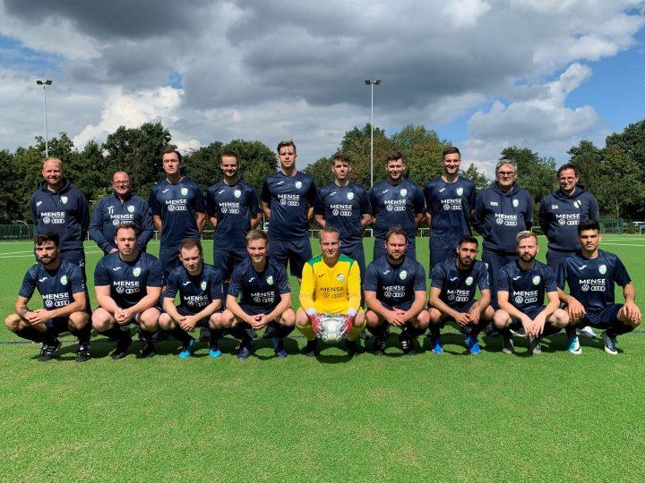 FC Gütersloh II will in der Kreisliga A wieder nach oben