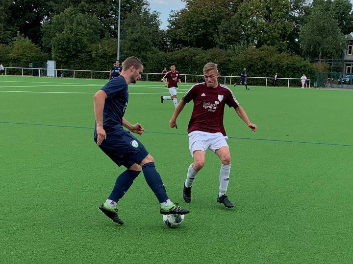 FC Gütersloh II gibt beim FC Isselhorst eine 3:0-Führung aus der Hand