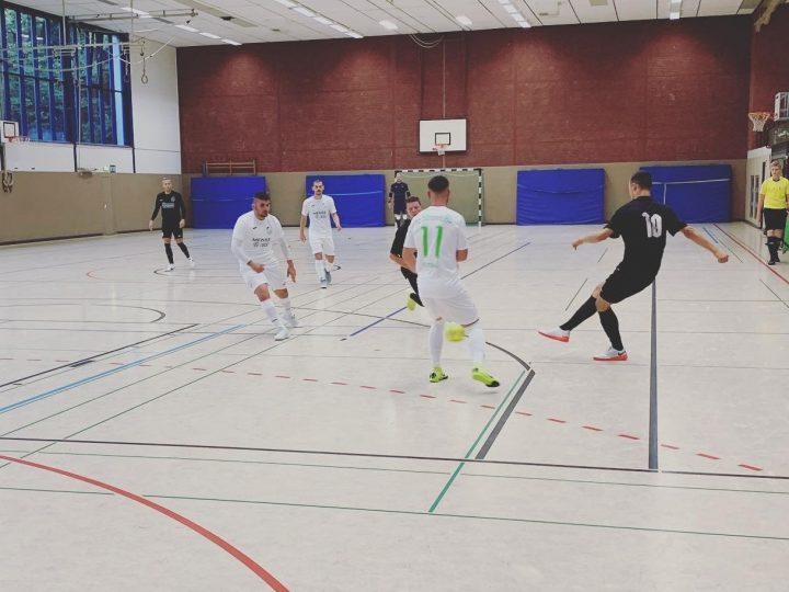 FCG Futsal Cowboys fordern UFC Münster noch einmal