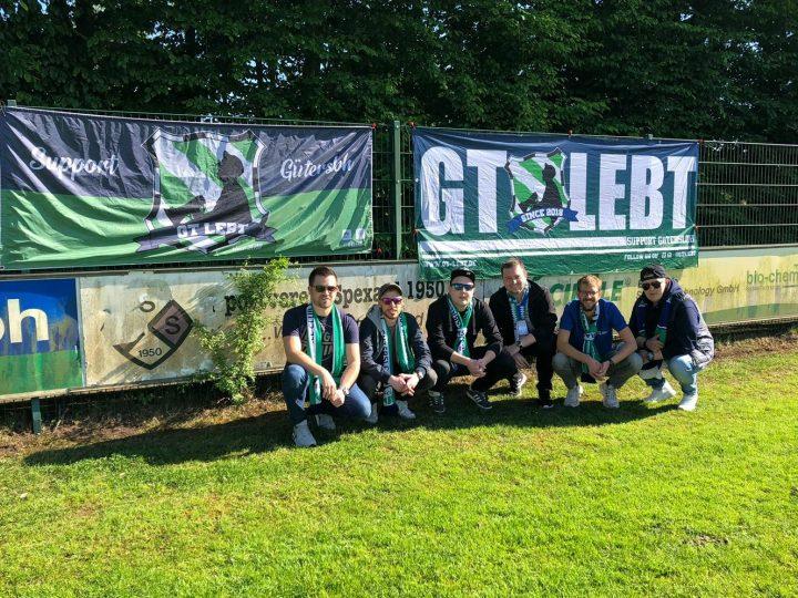Wir bau'n was auf! Fanintiative GT LEBT unterstützt den FCG-Neubau