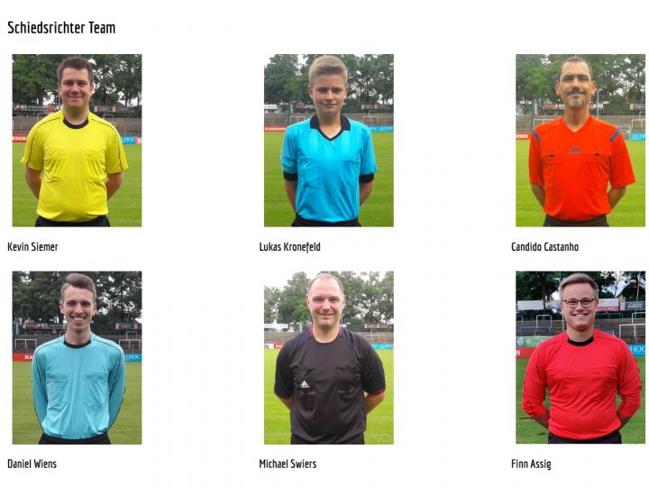 Unsere Schiedsrichter vorgestellt: Finn Assig pfeift jetzt für den FCG