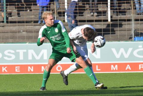 04-10-20, Oberliga Westfalen, 07. Spieltag, FC Gütersloh - SV Schermbeck, 2020/2021