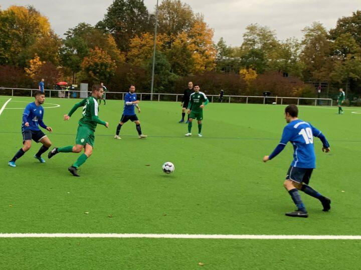 FC Gütersloh II siegt mit zwei Neuen gegen Viktoria Rietberg II