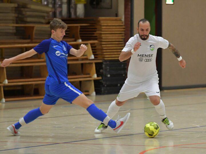 Foto-Impressionen vom 17:3-Sieg der FC Gütersloh Futsal Cowboys