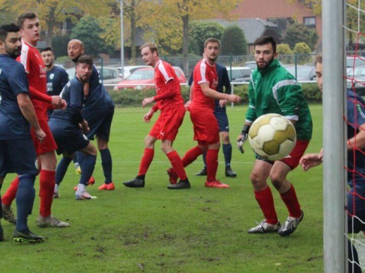 0:4 bei SCW Liemke II: Sechs Ü32-Spieler helfen bei der Dritten aus