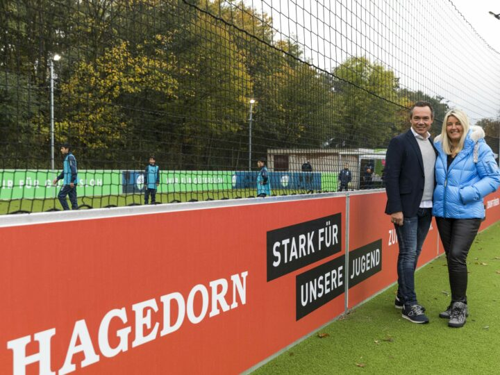 Podcast: FCG-Sponsor Thomas Hagedorn gibt ein XXL-Interview bei Fupa