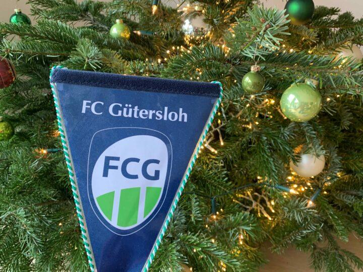 Frohe Weihnachten! Vorstand schreibt an die Freunde des FCG