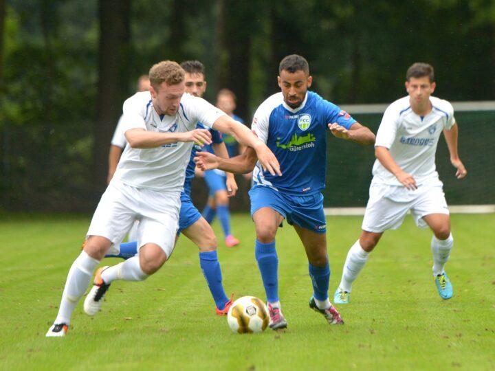 FC Gütersloh II holt vier Winter-Neuzugänge