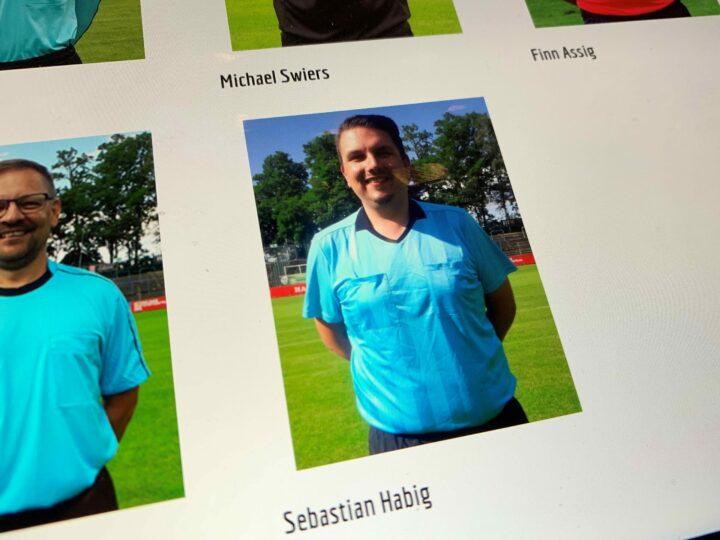 Fragen an FCG-Schiedsrichter Sebastian Habig